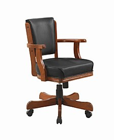 Ozark Upholstered Arm Game Chair