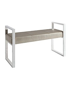 Visalia Upholstered Bench