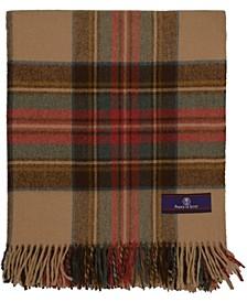 Highland Tartan Tweed Throw