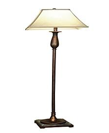 Chicago Square Shade Floor Lamp