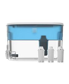 Dispenser Alkaline Water Filter Ionizer