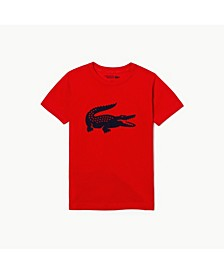 Toddler, Little and Big Boys Sport Croc Graphic T-Shirt