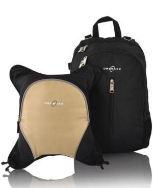 Obersee Rio Diaper Backpack In Neutrals