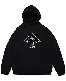 Men's All Tree Regular-Fit Fleece Logo Hoodie