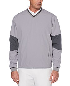 Men's Water-Resistant Golf Sweater