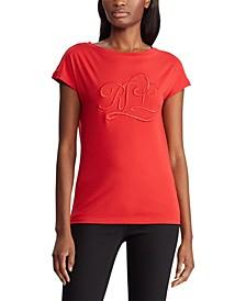 Jersey Boatneck T-Shirt