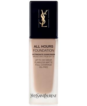 Yves-Saint-Laurent-All-Hours-Foundation-0-84-oz-