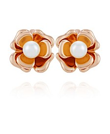 Fall in Love with Florals Clip Earring