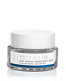 Youth in A Jar Wrinkle-Repair Night Cream with Blue Tansy