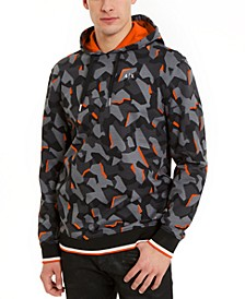 Men's Hyperbright Fleece Hoodie, Created for Macy's