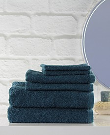 6-Pc. Cotton Towel Set