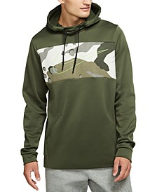 Men's Therma Colorblocked Training Hoodie