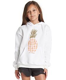 Big Girls Pineapple Hoodie