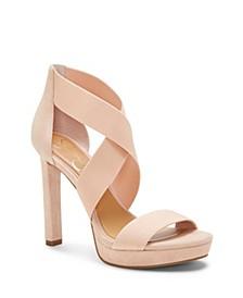 Lixen Strappy Platform Dress Sandals