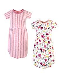 Big Girl Organic Dress 2 Pack