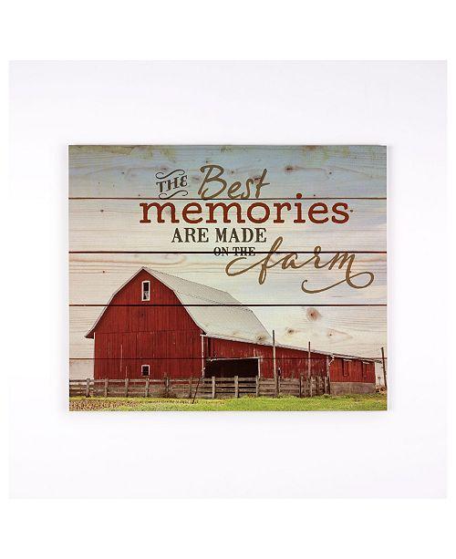 P Graham Dunn The Best Memories Wall Art