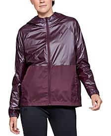UA Storm Metallic Hooded Jacket