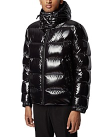 BOSS Men's Domar Regular-Fit Down Jacket