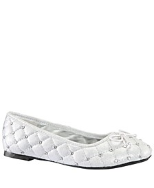 Girls Yamarie Fashion Ballet Flat