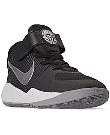 Little Boys Team Hustle D 9 Basketball Sneakers from Finish Line