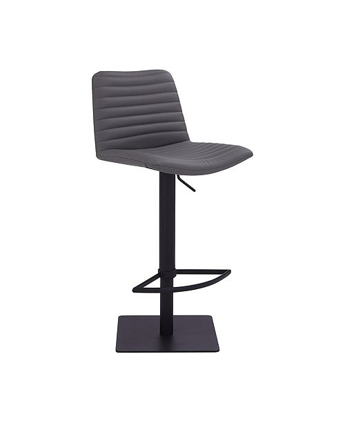 Armen Living Carson Bar Stool, Quick Ship