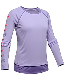 Big Girls UA Tech™ Long-Sleeve Top