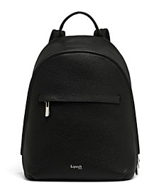 Invitation Small Leather Backpack