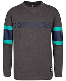 Big Boys Football Jersey Cotton T-Shirt