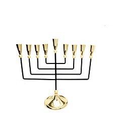 Straight Cut Menorah