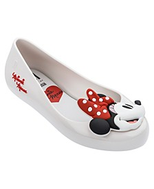 Little Girls Sweet Love Minnie Inf Shoe