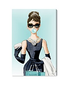 "Bubble Gum Jewelry Canvas Art - 30"" x 20"" x 1.5"""