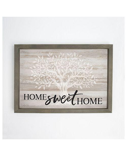 P Graham Dunn Home Sweet Home Wall Art