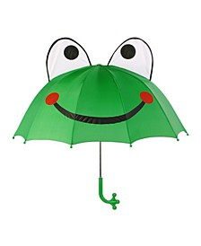 Little and Big Boy Frog Umbrellas