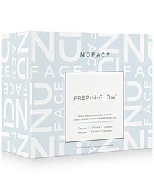 20-Pk. Cleanse, Exfoliate, Hydrate Prep-N-Glow Cloths