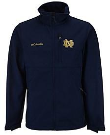 Men's Notre Dame Fighting Irish Ascender Softshell Jacket