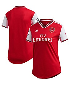 Women's Arsenal FC Club Team Home Stadium Jersey