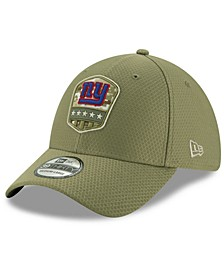New York Giants On-Field Salute To Service 39THIRTY Cap