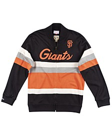Men's San Francisco Giants Authentic Sweater Jacket