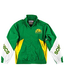 Men's Seattle SuperSonics Midseason Windbreaker Jacket