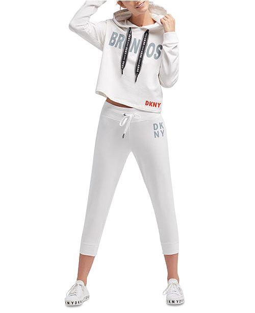 Lids DKNY Women's Denver Broncos Maddie Hoodie