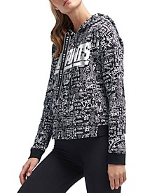 DKNY Women's New York Giants Urban Hoodie