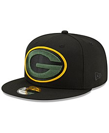 Green Bay Packers Logo Elements 2.0 9FIFTY Cap