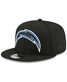 Los Angeles Chargers Logo Elements 2.0 9FIFTY Cap