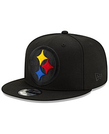Pittsburgh Steelers Logo Elements 2.0 9FIFTY Cap