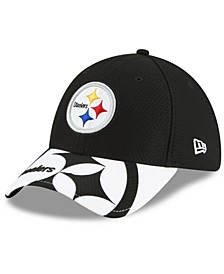 Pittsburgh Steelers Logo Crop 39THIRTY Cap