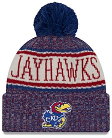 Kansas Jayhawks Sport Knit Hat