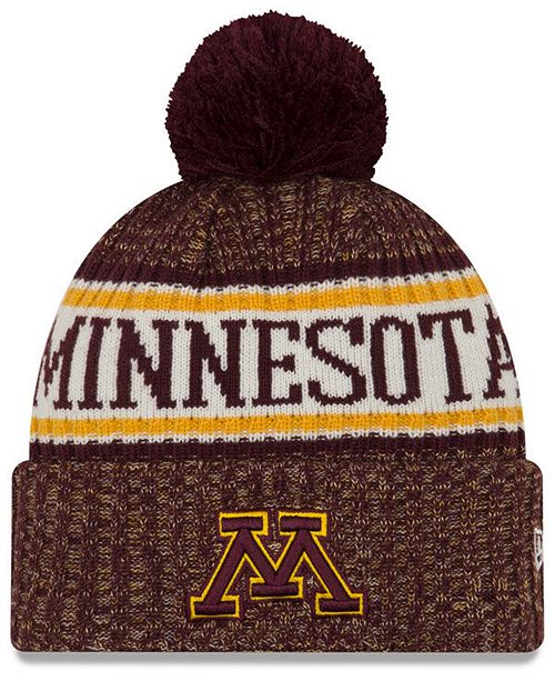 New Era Minnesota Golden Gophers Sport Knit Hat