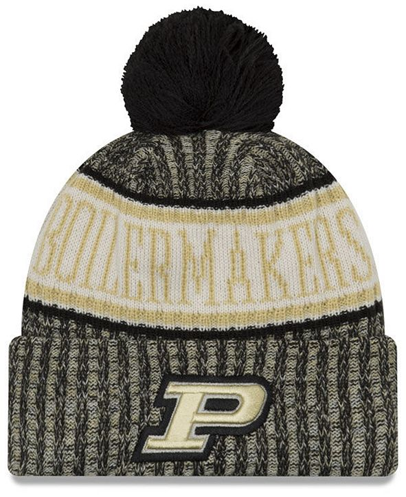 New Era Purdue Boilermakers Sport Knit Hat