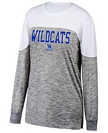 Women's Kentucky Wildcats Tiebreaker Long Sleeve T-Shirt