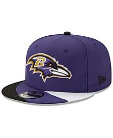 Baltimore Ravens Curve 9FIFTY Cap